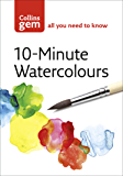 10-Minute Watercolours (Collins Gem) (English Edition)
