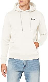 Schott NYC 男式 Swhoody 连帽运动衫