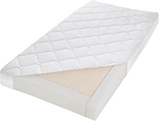 Joyfill 婴儿和婴儿床垫 白色 140cmx70cmx8cm