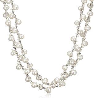 [VENDOME BOUTIQUE] 淡水珍珠 长项链 VBPN900412PF