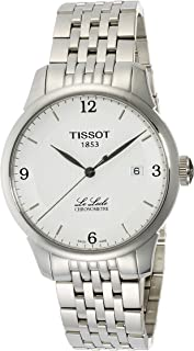 Tissot Men's T0064081103700 Le Locle Analog Display Swiss Automatic Silver Watch