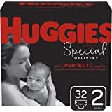 Huggies 特别配送防*尿布,2 号,32 片