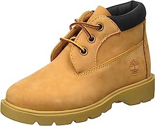 Timberland 男女通用兒童防水馬球靴