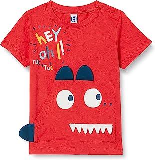 Tuc Tuc 男婴 Camiseta Punto Draw A Rex 内衣
