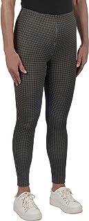 Jules & Leopold 女式 Windowpane Ponte 打底裤