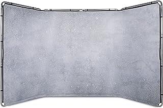 Lastolite By Manfrotto LL LB7902,4 米全景石背景 - 多色