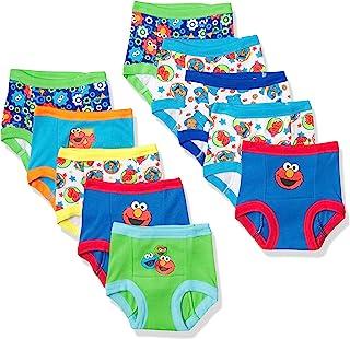 Sesame 幼儿男孩如厕训练裤多件装