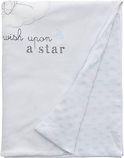 Disney 男婴围巾白色生物园(Bianco)