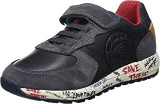 Geox 健乐士 J Alben Boy J049ec0cl22 男童运动鞋
