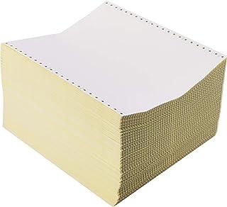 Integrity Print 报价纸,11 x 241,3 件,色调:白色,粉色,黄色,700 张