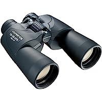 Olympus 奥林巴斯 双筒望远镜 10 x 50 DPS-I 带望远镜袋,黑色