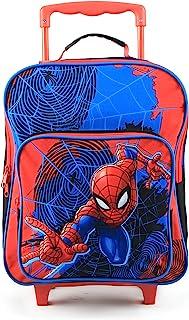 Marvel 蜘蛛侠轮式背包