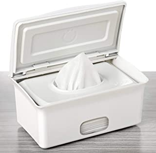 Ubbi 湿巾抽取盒 白色 均码