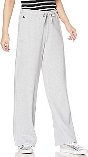 LACOSTE 裤子 [官方] 棉质抓绒休闲裤 女士 HF5421L