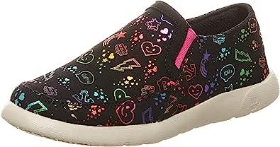 BEARPAW Sunny 儿童船鞋
