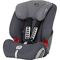 欧版 Britax 宝得适 Evolva 123 Plus超级百变王儿童安全座椅 暴风灰 (英国品牌 香港直邮)