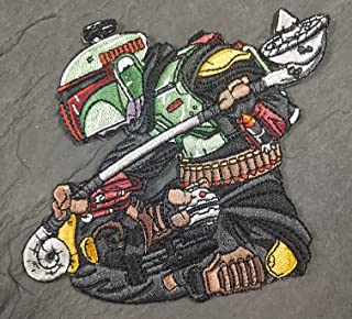 Chameleon Legion Bounty Hunter #5 刺绣贴片