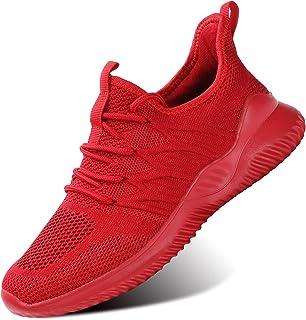 KEEZMZ 女式跑鞋透气轻质运动鞋步行运动训练网球
