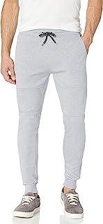 Southpole 男式高级慢跑裤,保暖,柔软,透气动力抓绒
