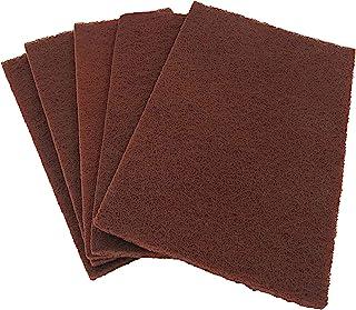 Body Works - 红色磨毛垫 - 非常细手垫 - 10 件装