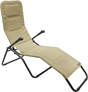 Homecall 躺椅带软垫和快干泡沫,XXL(沙)