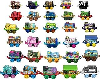 Thomas&Friends MINIS 玩具火车30件装(样式可能会有所不同)