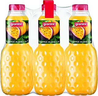 Granini Orange-Maracuja, 6er Pack (6 x 1 l Flasche)