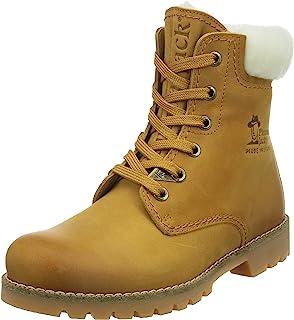 Panama Jack 女 短靴 Panama 03 Igloo B1((品牌高端Igloo系列,100%天然羊毛内里))