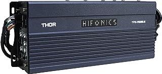 Hifonics TPS-A600.5 紧凑五通道,动力运动放大器