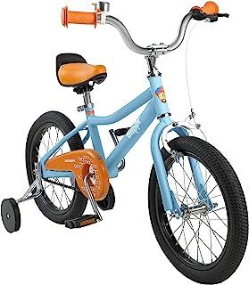 Retrospec 儿童自行车 Retrospec Koda 儿童自行车 男孩和女孩 带训练轮