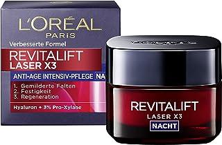L'Oreal Paris 巴黎欧莱雅 Dermo Expertise Revitalift Laser X3 晚霜 50毫升