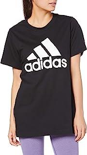 阿迪达斯基本款运动徽章 T 恤