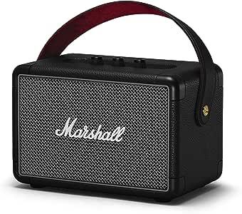 Marshall 马歇尔 Kilburn II 便携式无线蓝牙音箱 音响 黑色