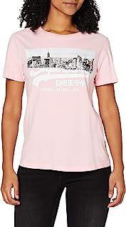 Superdry 极度干燥 女士 Vl NYC 照片 T 恤
