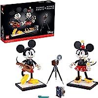 LEGO 乐高 迪士尼公主系列 米奇和米妮 43179