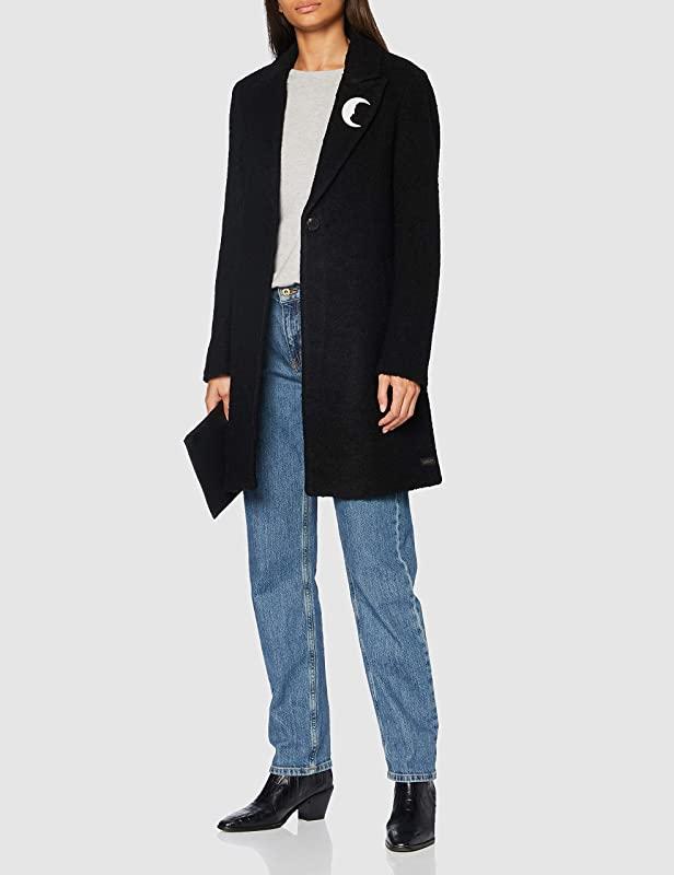 Scotch & Soda Tailored 女式羊毛呢大衣 159149 ¥697.33起