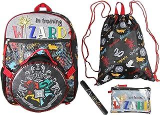 Harry Potter Kids Wizard In Training 5 件套 16 英寸背包组合套装
