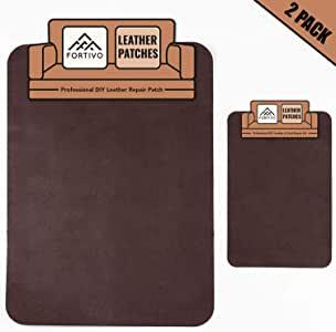 棕色皮革补丁 棕色 X1865