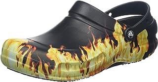 crocs bistrogrphicclg ,中性款成人 ' BISTRO 图案洞洞鞋