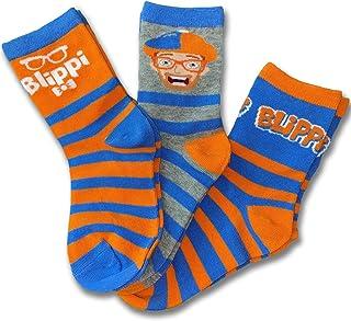 Blippi 儿童袜