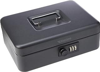 STERLING 25.4cm 密码锁现金盒