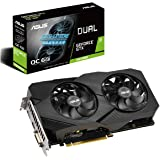 Asus 华硕 GeForce GTX 1660 超频 6GB 双风扇Evo 版 VR Ready HDMI Displ…