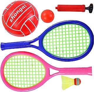 BLUESKY 2 合 1 Badmington Volley 运动鞋 047257 - 适合3岁以上儿童