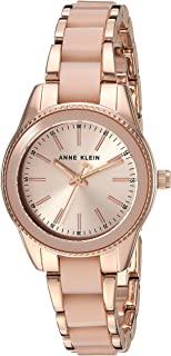 Anne Klein 安妮克莱因女士树脂手链手表
