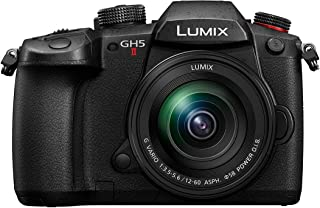 Panasonic 松下 LUMIX GH5M2 无反相机,无线直播 - 黑色