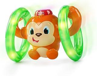 Bright Starts 婴儿灯卷发光猴