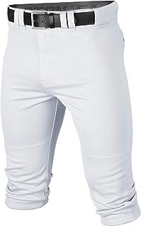 EASTON RIVAL+ Knicker 棒球裤,2021 年,青年款,纯色,滚边棒球裤