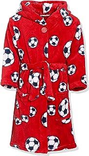 Playshoes 男童足球羊毛浴袍