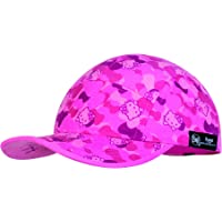 Buff Hello Kitty 迷彩粉色帽子棒球女孩