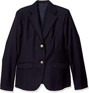 Cupop 防水/防污加工 带徽章羊毛混纺皮革(学校/制服) TB-2022 女孩
